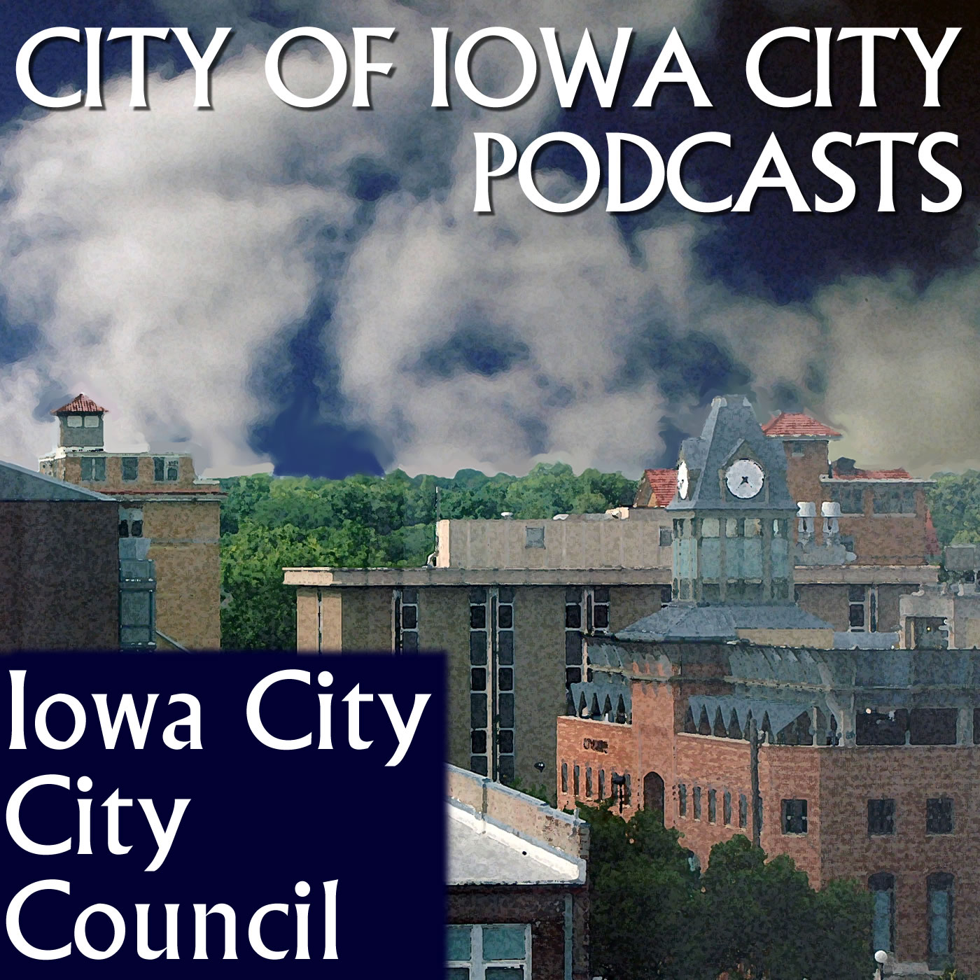 Iowa City City Council Meetings